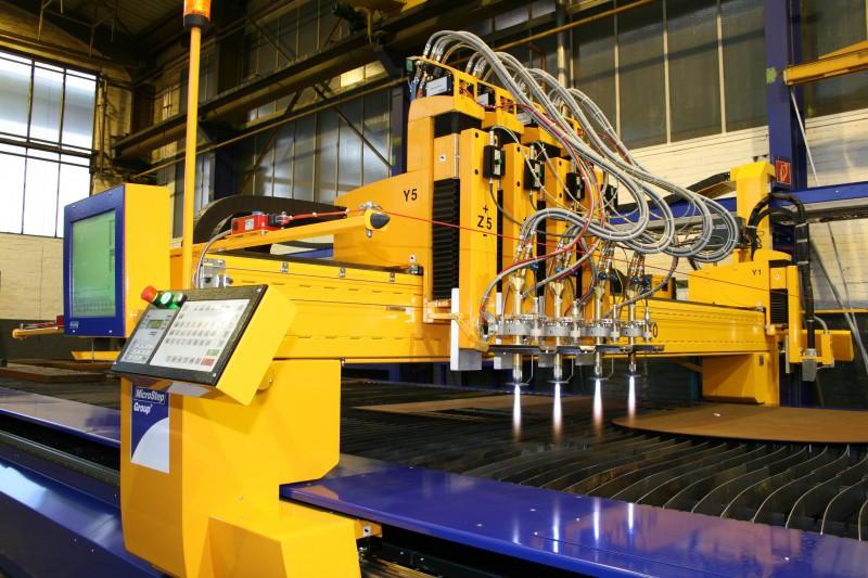 Autogentechnik spielt ihre Vorteile beim Schneiden von Materialstärken ab 40 mm aus