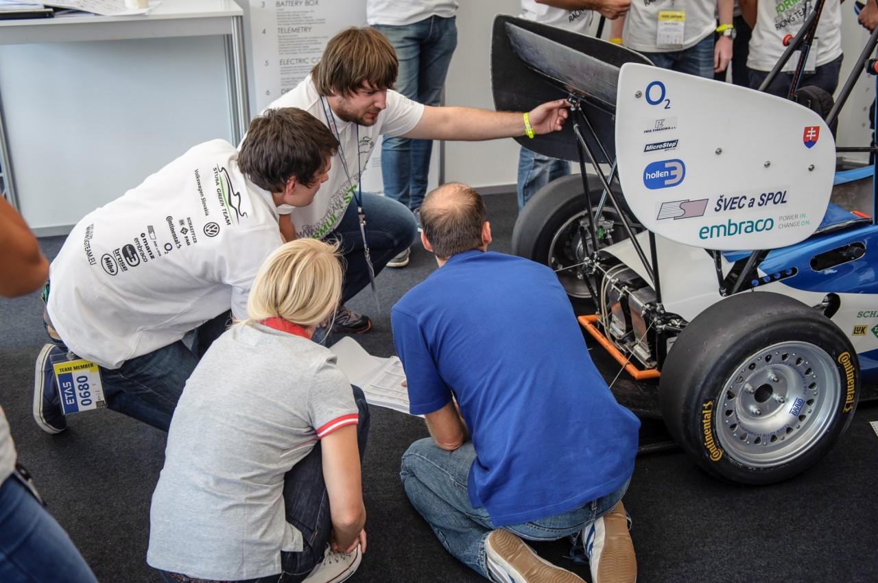 STUBA Green Team at German Hockenheimring / News - MicroStep