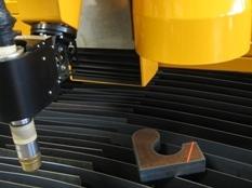 ABP - Additional Bevelling Process, laser-line scanner