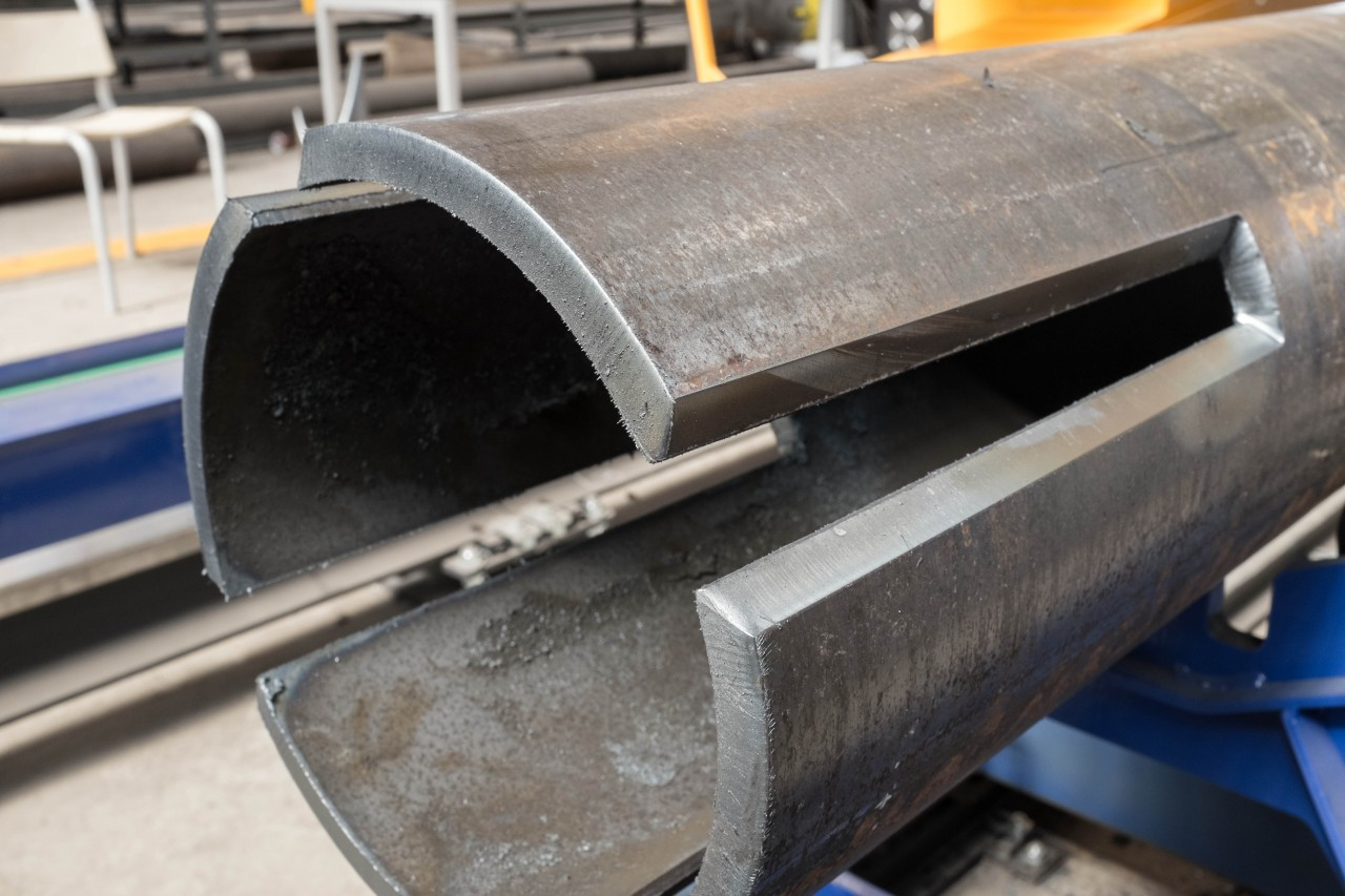 Versatility in structural jobs - 3D cutting solutions for steel constructions