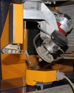 ACTG - Auto-Calibration of Tool Geometry, calibration of a waterjet head