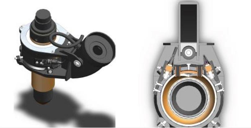 A ferde (rotátoros) plazmavágás - A MicroStep máig első a fejlesztésekben