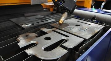 DBP - Direct Bevelling Process, sheet cutting
